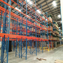 Custom Made Pallet Racking Επιλεκτική